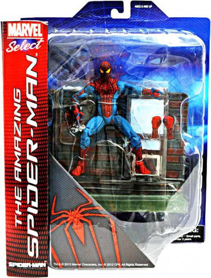 The Amazing Spider-Man Marvel Select Spider-Man Action Figure [The Amazing Spider-Man]