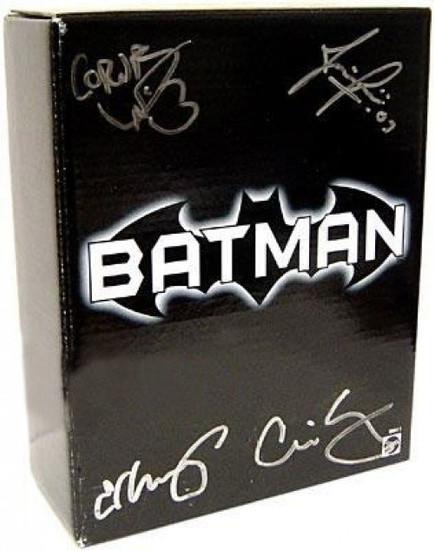 Batman Con Exclusive Exclusive Action Figure [Autographed by the Four Horsemen]