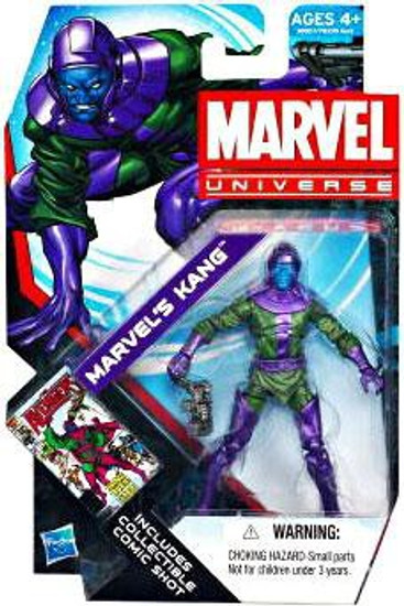 Marvel Universe Series 19 Marvel's Kang Action Figure #15