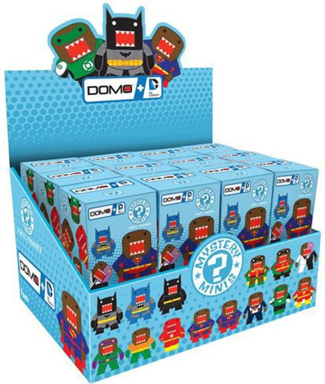 Funko DC Mystery Minis Domo Mystery Box [24 Packs]