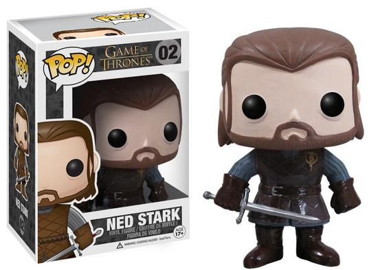 Funko Game of Thrones POP! TV Ned Stark Vinyl Figure #02
