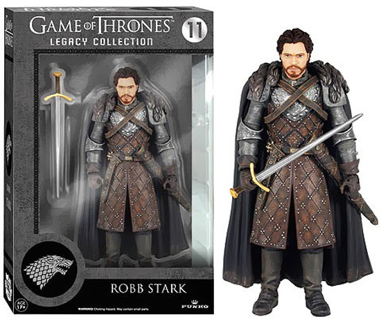 Funko Game of Thrones Legacy Collection Series 2 Robb Stark Action Figure
