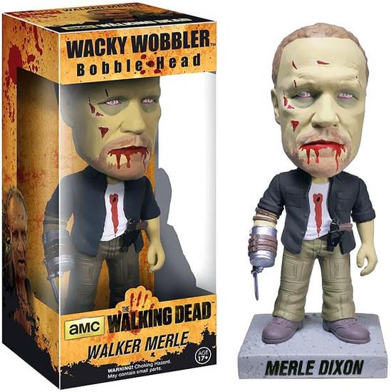 Funko The Walking Dead Wacky Wobbler Walker Merle Bobble Head