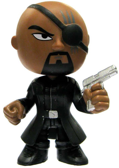 Funko Marvel Avengers Age of Ultron Mystery Minis Nick Fury 2.5-Inch Mystery Minifigure [Loose]