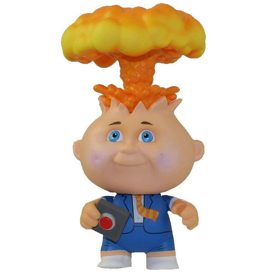 Funko Garbage Pail Kids Really Big Mystery Minis Series 1 Adam Bomb 2.5-Inch 1/12 Mystery Minifigure [Loose]