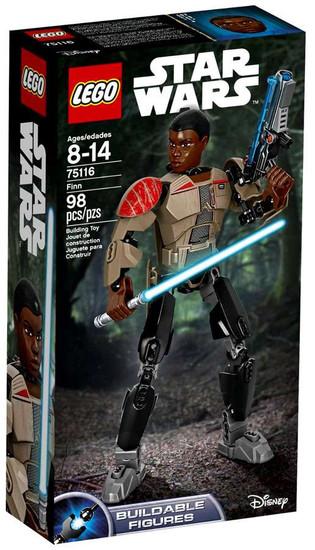 LEGO Star Wars The Force Awakens Finn Set #75116