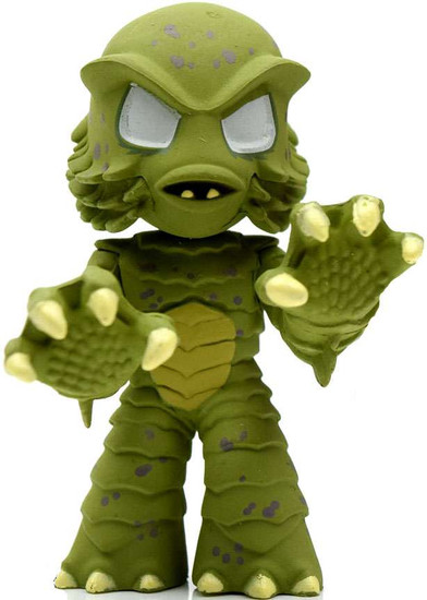 Funko Horror Classics Series 2 Mystery Minis Creature from the Black Lagoon 2.5-Inch 1/12 Common Mystery Minifigure [Loose]