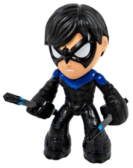 Funko DC Arkham Mystery Minis Nightwing 2.5-Inch 1/12 Mystery Minifigure [Loose]