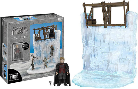 Funko Game of Thrones The Wall Display Action Figure Playset