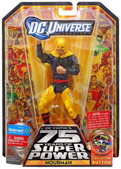 DC Universe 75 Years of Super Power Classics Ultra Humanite Series Hourman Exclusive Action Figure