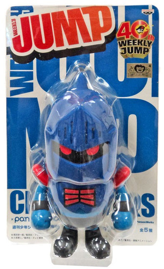 Ultimate Muscle Weekly Jump Series 3 Kinnikuman PVC Figure