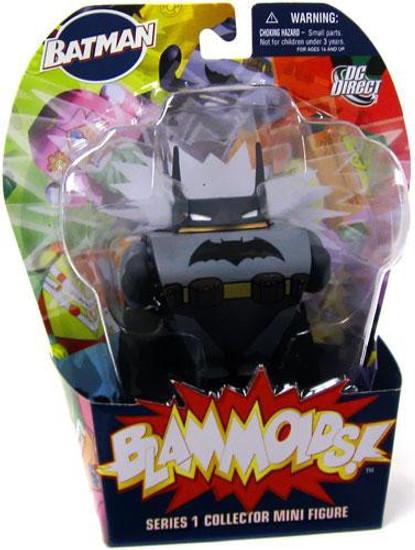 DC Blammoids Series 1 Batman Mini Figure