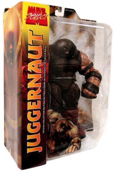 Marvel Select Juggernaut Action Figure [Helmet]