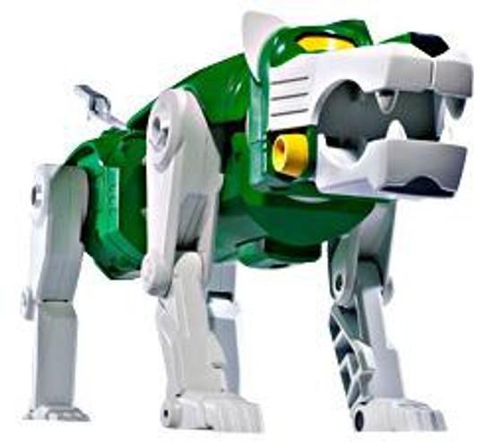 Voltron Club Lion Force Green Lion Exclusive Action Figure