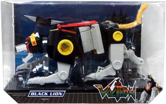 Voltron Club Lion Force Black Lion Exclusive Action Figure