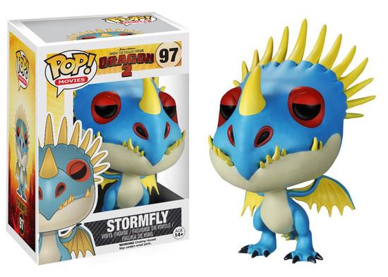Funko How to Train Your Dragon 2 POP! Movies Stormfly Vinyl Figure #97