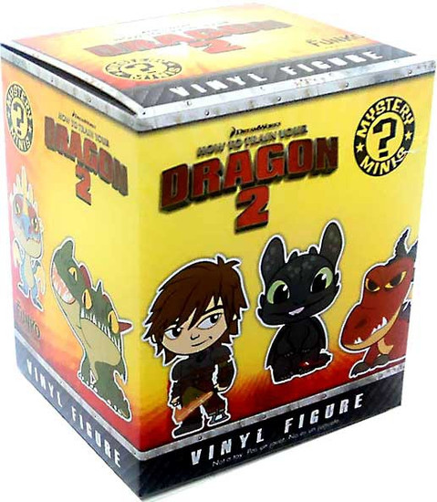 Funko Mystery Minis How to Train Your Dragon 2 Mystery Pack [1 RANDOM Figure]