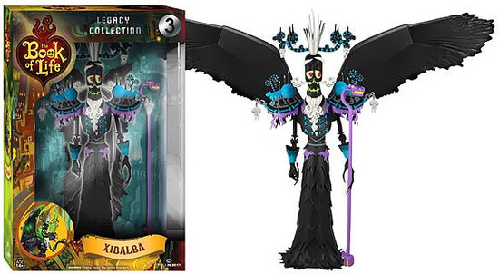 Funko The Book of Life Legacy Collection Xibalba Action Figure #3