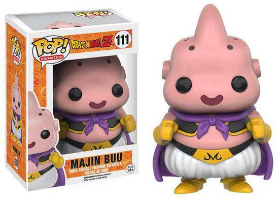 Funko Dragon Ball Z POP! Animation Majin Buu Vinyl Figure #111