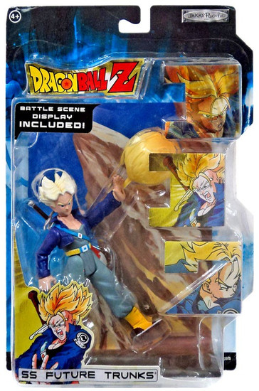 Dragon Ball Z Series 18 SS Future Trunks Action Figure