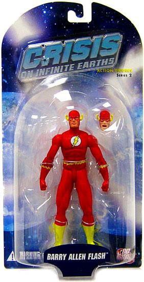 DC Crisis on Infinite Earths Series 2 Barry Allen Flash Action Figure