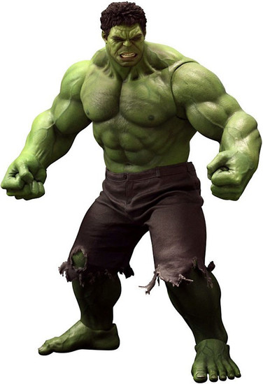 Marvel Avengers Movie Masterpiece Hulk Collectible Figure