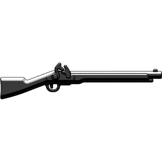 BrickArms Flintlock Musket 2.5-Inch [Black]
