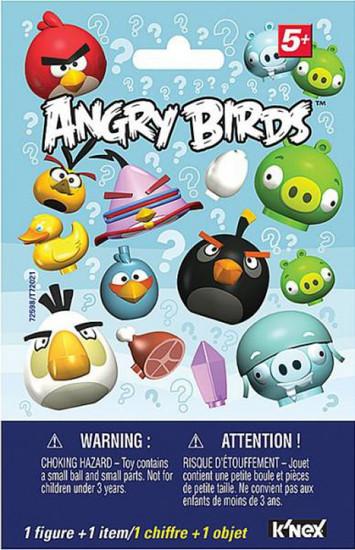 K'NEX Angry Birds Series 1 Mystery Pack