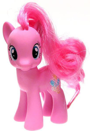 My Little Pony Pinkie Pie Collectible Figure [Favorites Collection Loose]