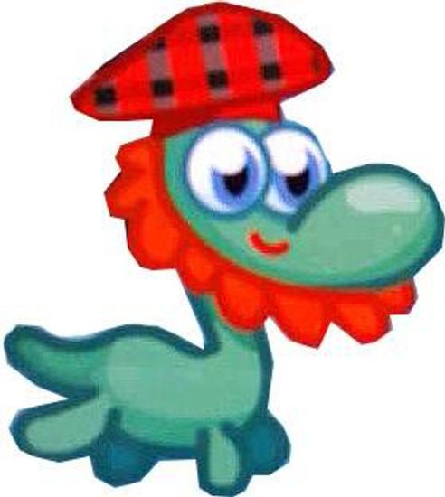 Moshi Monsters Moshlings Series 4 Jessie Mini Figure #99