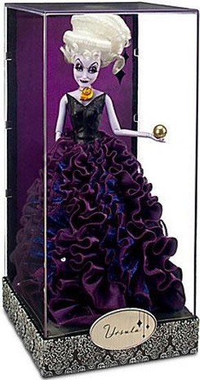 Disney Villains Designer Collection Ursula Exclusive 11.5-Inch Doll