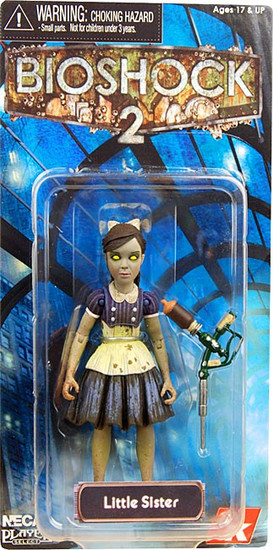 NECA Bioshock 2 Little Sister Exclusive Action Figure
