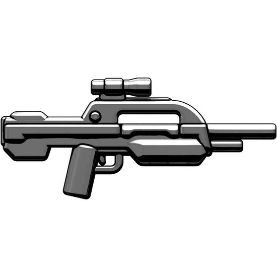BrickArms XBR3 Experimental Battle Rifle #3 2.5-Inch #3 [Gunmetal]
