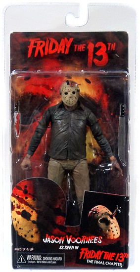 NECA Friday the 13th The Final Chapter Series 2 Jason Voorhees Action Figure [Knife]