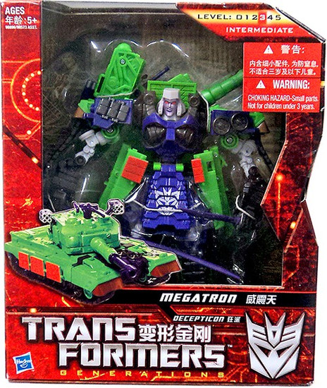 Transformers Generations Megatron Voyager Action Figure