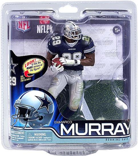 McFarlane Toys NFL Dallas Cowboys Sports Picks Series 31 DeMarco Murray Action Figure [Blue Jersey]