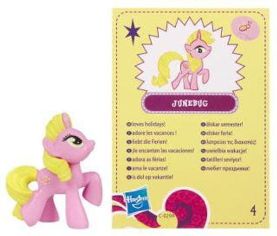 My Little Pony Series 4 Junebug 2-Inch PVC Figure