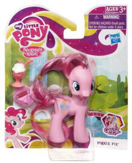My Little Pony Friendship is Magic Crystal Empire Pinkie Pie Figure
