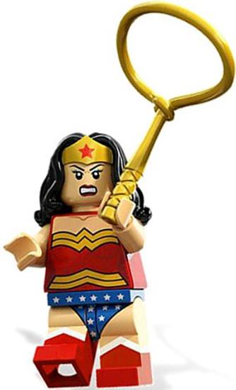 LEGO DC Universe Super Heroes Wonder Woman Minifigure [Loose]