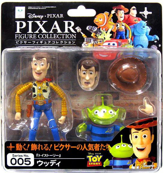Toy Story Disney Pixar Figure Collection Woody Action Figure #005