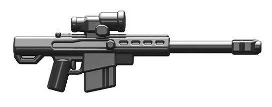 BrickArms Ferret M82 2.5-Inch [Black]