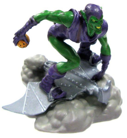 Disney Marvel Spider-Man Green Goblin Exclusive 2.5-Inch PVC Figure [Loose]