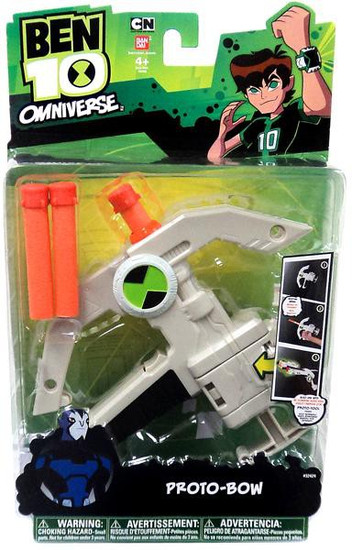 Ben 10 Omniverse Tech Gear Proto-Bow Roleplay Toy