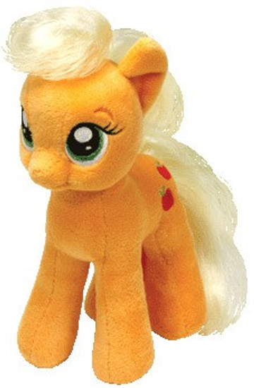 My Little Pony Applejack Beanie Baby Plush