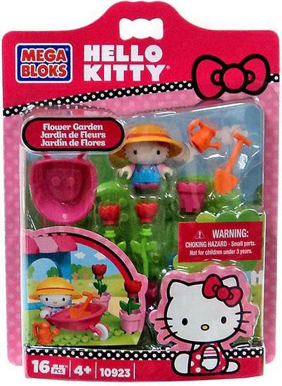 Mega Bloks Hello Kitty Flower Garden Set #10923