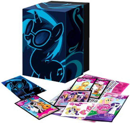 My Little Pony Friendship is Magic Trading Cards DJ Pon-3 Collector's Box