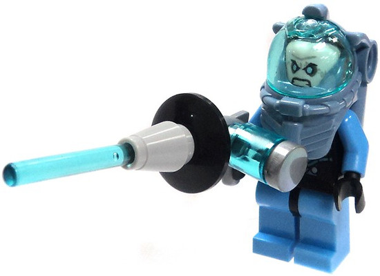 LEGO DC Universe Super Heroes Mr. Freeze Minifigure [With Freeze Ray Loose]