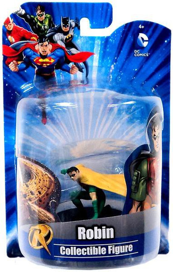 DC Robin 4-Inch Collectible Figure