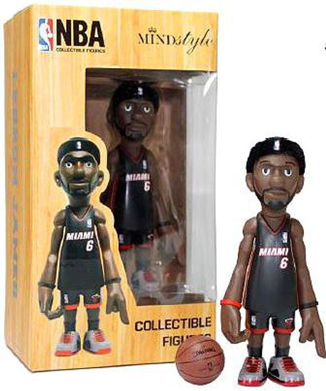 NBA Miami Heat Arena Pack LeBron James Action Figure [Window Box]