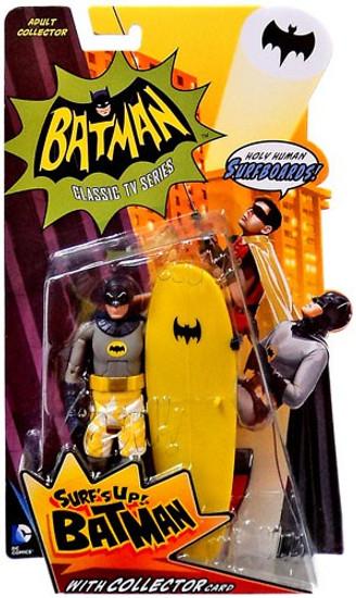 1966 TV Series Series 2 Batman Action Figure [Surf's Up]